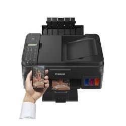 Дочерняя компания фирмы Canon в Европе запустила новую коллекцию принтеров PIXMA G с заправляемыми картриджами