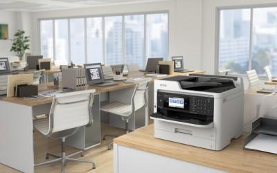 Новые принтеры WorkForce Pro от Epson