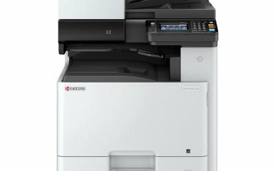Новинка от Kyocera: цветной офисный ECOSYS M8130cidn