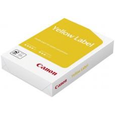 Офисная бумага Canon Yellow Label Smart А4  80гр/м2, 500л. класс