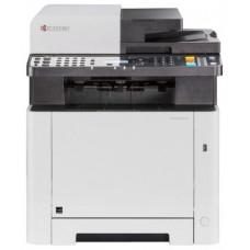Цветной копир-принтер-сканер-факс Kyocera M5526cdn (А4,26 ppm,1200 dpi,512 Mb,USB,Network,дуплекс,автоподатчик,тонер)