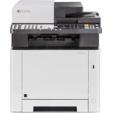 Цветной копир-принтер-сканер-факс Kyocera M5521cdw (А4,21 ppm,1200 dpi,512 Mb,USB,Network,Wi-Fi,дуплекс,автоподатчик,тонер)