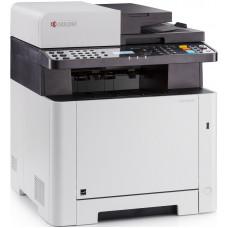 Цветной копир-принтер-сканер-факс Kyocera M5521cdn (А4,21 ppm,1200 dpi,512 Mb,USB,Network,дуплекс,автоподатчик,тонер)