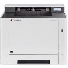 Цветной Лазерный принтер Kyocera P5026cdw (A4, 1200 dpi, 512Mb, 26 ppm, дуплекс, USB 2.0, Network, Wi-Fi)
