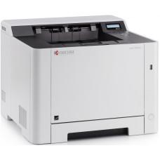 Цветной Лазерный принтер Kyocera P5021cdn (A4, 1200 dpi, 512Mb, 21 ppm, дуплекс, USB 2.0, Network)