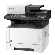 Лазерный копир-принтер-сканер Kyocera M2135dn (А4, 35 ppm, 1200dpi, 512Mb, USB, Network, автоподатчик, тонер)