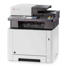 Лазерный копир-принтер-сканер-факс Kyocera M2735dw (А4, 35 ppm, 1200dpi, 512Mb, USB, Network, Wi-Fi, touch panel, автоподатчик, тонер)
