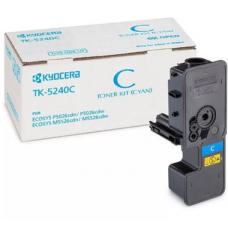 KYOCERA Тонер-картридж TK-5240C 3 000 стр. Cyan для P5026cdn/cdw, M5526cdn/cdw
