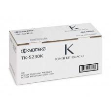 KYOCERA Тонер-картридж TK-5230K 2 600 стр. Black для P5021cdn/cdw, M5521cdn/cdw