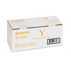 KYOCERA Тонер-картридж TK-5230Y 2 200 стр. Yellow для P5021cdn/cdw, M5521cdn/cdw