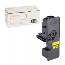 KYOCERA Тонер-картридж TK-5220Y 1 200 стр. Yellow для P5021cdn/cdw, M5521cdn/cdw