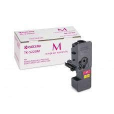 KYOCERA Тонер-картридж TK-5220M 1 200 стр. Magenta для P5021cdn/cdw, M5521cdn/cdw