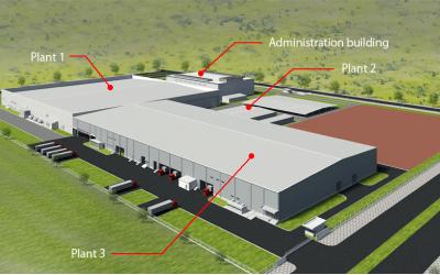 KYOCERA начинает строительство третьего завода на территории Вьетнама