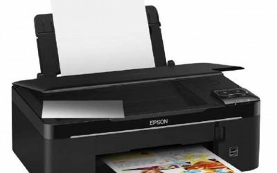 Новое экономичное МФУ Epson Stylus SX130 для домашней печати