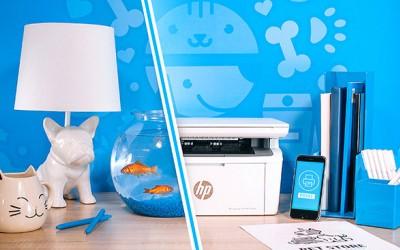 HP запускает в продажу самый маленький лазерный принтер